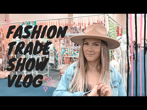 What Fashion Trade Shows Are REALLY Like
