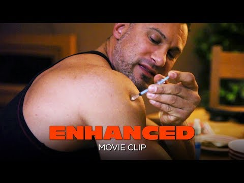 Enhanced MOVIE CLIP   The Many Drugs & Many Side Effects Behind Tony Huge