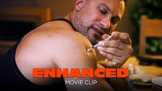 Enhanced MOVIE CLIP | The Many Drugs & Many Side Effects Behind Tony Huge