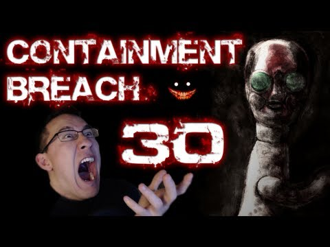 SCP Containment Breach | Part 30 | NEW SCP'S + ZOMBIES!!