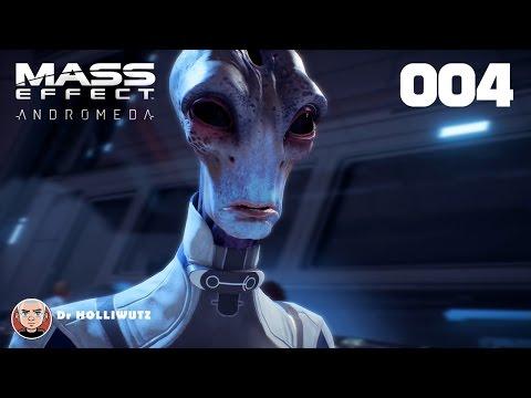 Mass Effect: Andromeda #004 - Wiedersehen mit der Nexus [PS4] Let's play Mass Effect