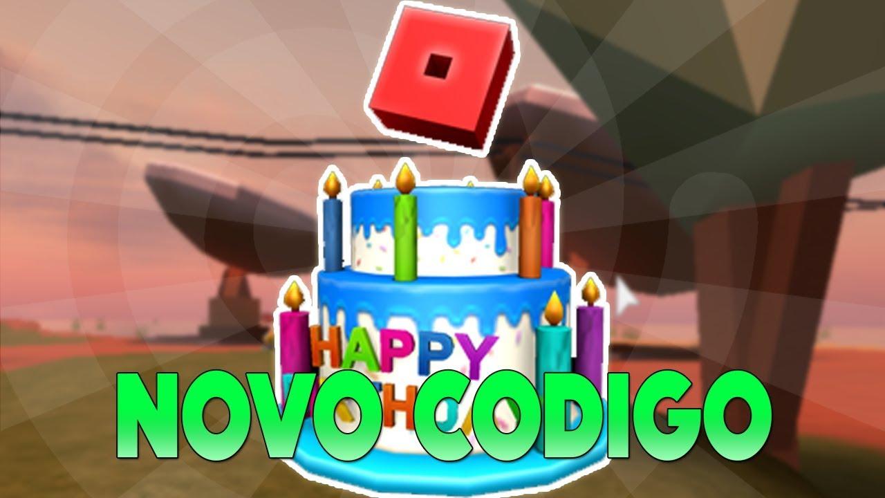 NOVO PROMOCODE DE BOLO 12th Birthday Cake Hat
