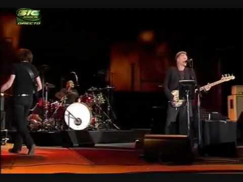 Sting - 13 - If You Love Somebody Set Them Free