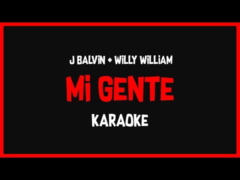 Karaoke: J Balvin ft Willy William - Mi...