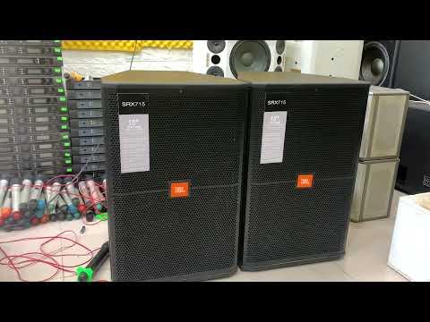 loa jbl - NEW Loa JBL SRX 715 bass 40 từ 170-côn 76 cưc mạnh mẽ trong phân khúc Giá sốc 4,3tr LH 0877578888