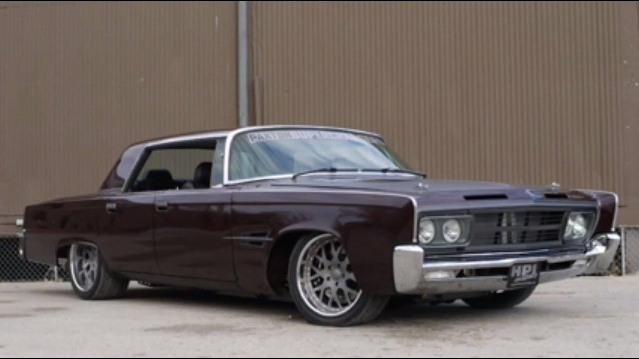 1966 Imperial SEMA 2013 - YouTube