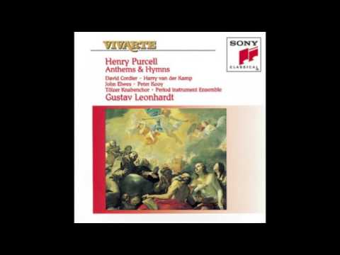 Henry Purcell - Anthems & Hymns (1995)