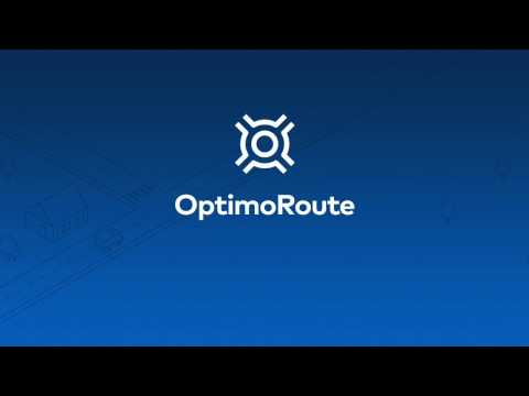 How to plan routes in OptimoRoute