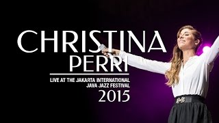 Christina Perri Live at Java Jazz Festival 2015