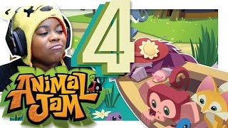 Animal Jam | Jungle Angry Birds | Part 4 | Online Gameplay