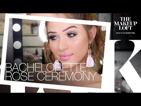 Senay Does The Bachelorette Australia's Rose Ceremony Makeup | THE MAKEUP LOFT | MAYBELLINE NEW YORK