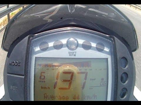 ktm duke 200 - top speed 137 km/h - youtube
