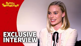 UNCUT I, Tonya Interview - Margot Robbie's Tonya Harding Accent Was Harder Than Harley Quinn