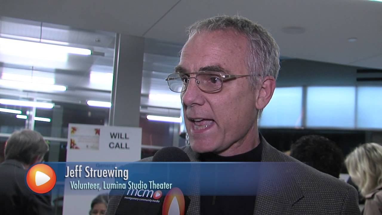volunteer jeff struewing talks about contributing to the