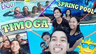 Timoga Spring Pool (VLOG) with cousins