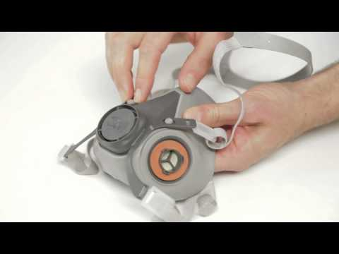 3m™-half-facepiece-respirator-6000-series-training-video---chapter-11,-replacement-parts