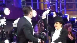 Robbie Williams - Puttin' On The Ritz @ Ziggo Dome Amsterdam 05/05/2014