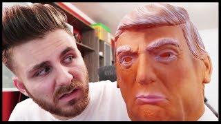 Donald Trump de Romania