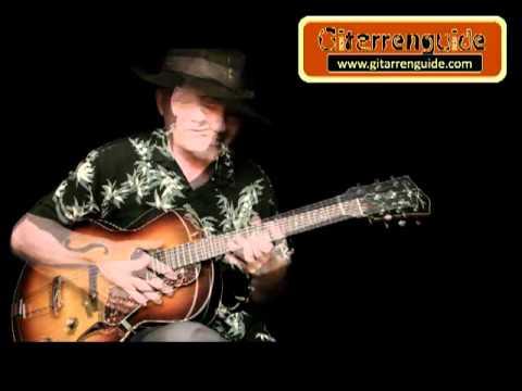 Godin Kingpin 5th Avenue Jazz Guitar Review