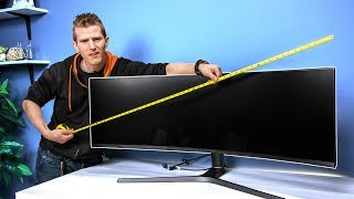 Super Ultra-Wide Monitor - Dank or Dumb?