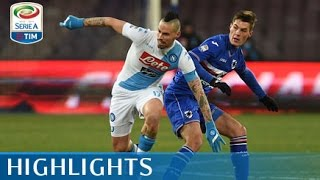 Napoli - Sampdoria 2-1 - Highlights - Giornata 19 - Serie A TIM 2016/17
