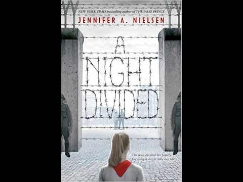 A Night Divided Book trailer - YouTube