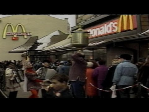 This Day In History: McDonald's opens in Moscow