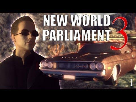 New Vegas Mods: New World Parliament 3 | Part 1