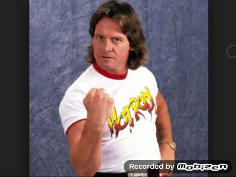 Rowdy Roddy piper theme song arena effects