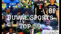 Duval Sports Middle School Top 50 Highlights