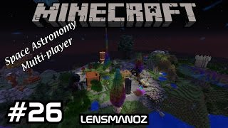 Minecraft - Space Astronomy MP - Ep 26 - Moon Boss & Finale