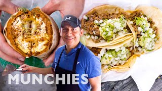 Street Tacos of Texas - Street Food Icons