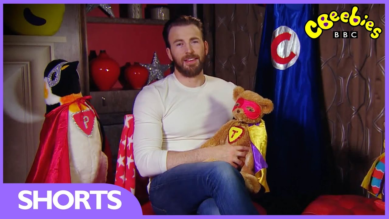 When is Chris Evans next on CBeebies Bedtime Story? What time
