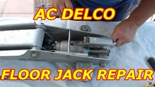 ac delco floor jack repair. Black Bedroom Furniture Sets. Home Design Ideas