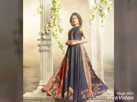 0b95dfc3a34cb Gown readymade 2018 new collection ladies clothing manufacturer in  Ahmedabad mumbai delhi Kolkata i