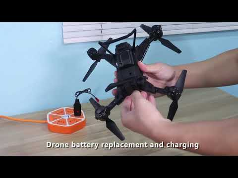 KY601G 4K GPS Long Range (2000m) Drone - Just Released !