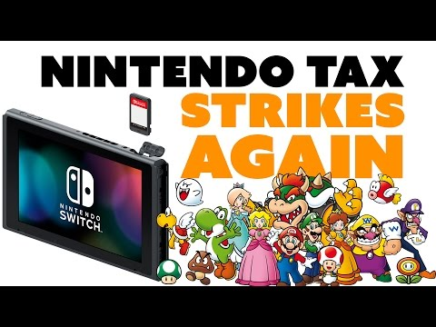Nintendo Switch Tax STRIKES AGAIN! Why Are Games $10 More? - The Know Game News