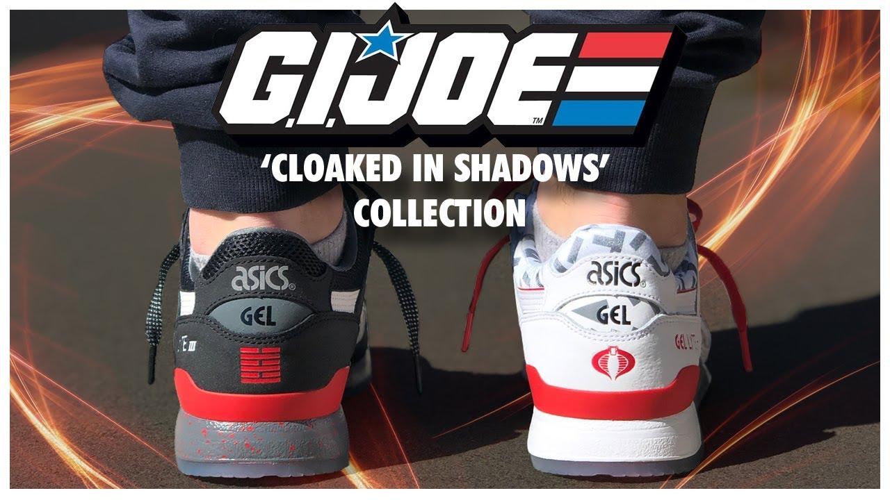 ASICS X G.I. JOE 'Cloaked in Shadows