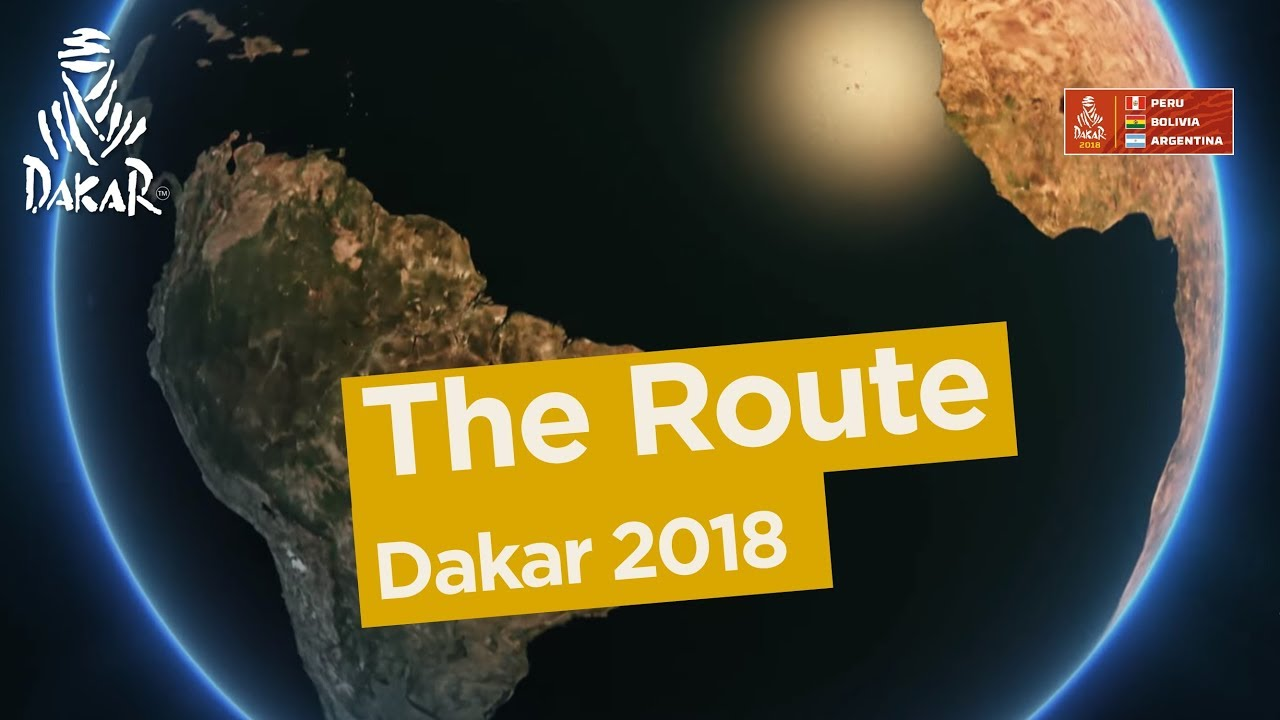 3D Route Presentation for Marathon, Cycling, Rally, Running