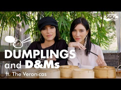 The Veronicas in 'Dumplings and D&Ms'