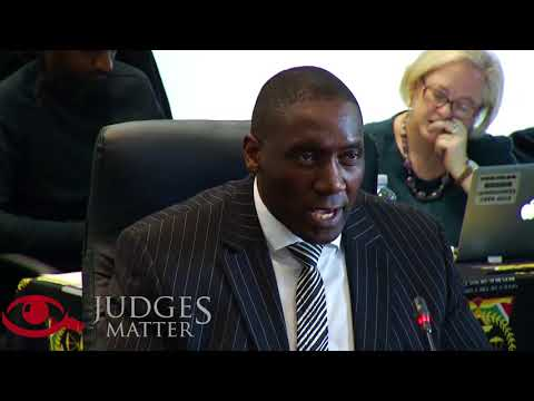 JSC interview of Mr M E Nkosi for the KwaZulu-Natal Division of the High Court (Judges Matter)