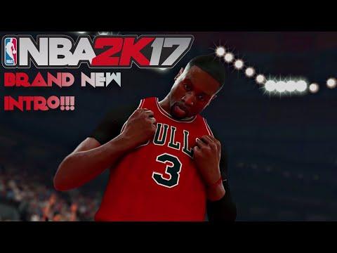 NBA 2K17 Intro!