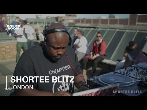 Shortee Blitz Boiler Room London DJ Set