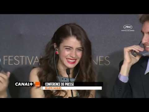 Cannes 2014 WILD TALES - Press Conference
