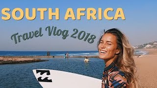 Pacha's Adventures: SOUTH AFRICA Travel Vlog!