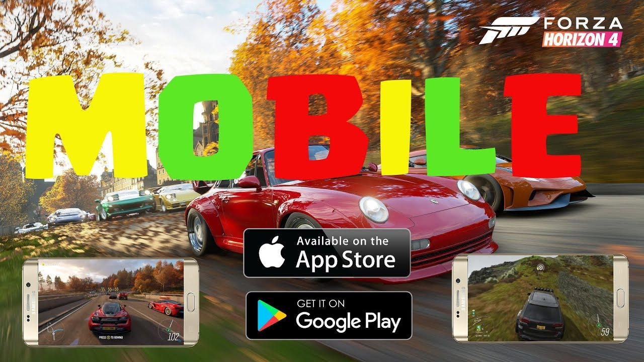 Forza Horizon 4 Android and iOS - FH4 Mobile with Gameplay