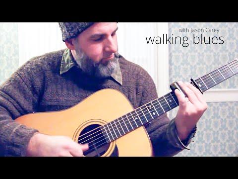 Walking Blues Guitar Lesson