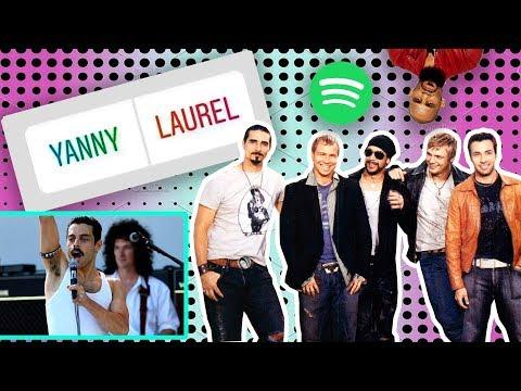 YANNY OR LAUREL, BACKSTREET BOYS, BOHEMIAN RHAPSODY | The BS On the INTERNET