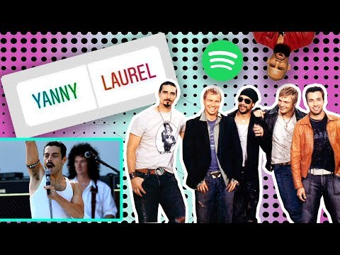 YANNY OR LAUREL, BACKSTREET BOYS, BOHEMIAN RHAPSODY | The BS On the INTERNET