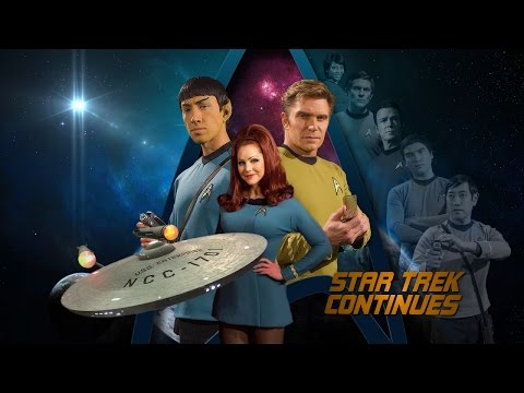 Will Khan, Harry Mudd or Sarek Appear in Star Trek Continues? Vic Mignogna from STC Answers!